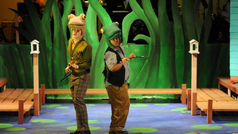 A Year with Frog and Toad