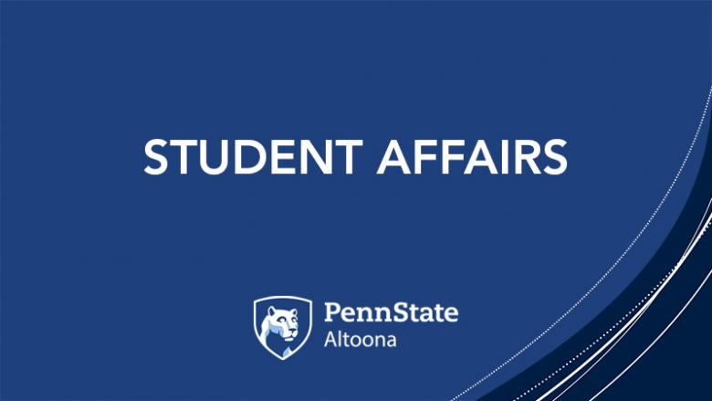 Student Affairs at Penn State Altoona