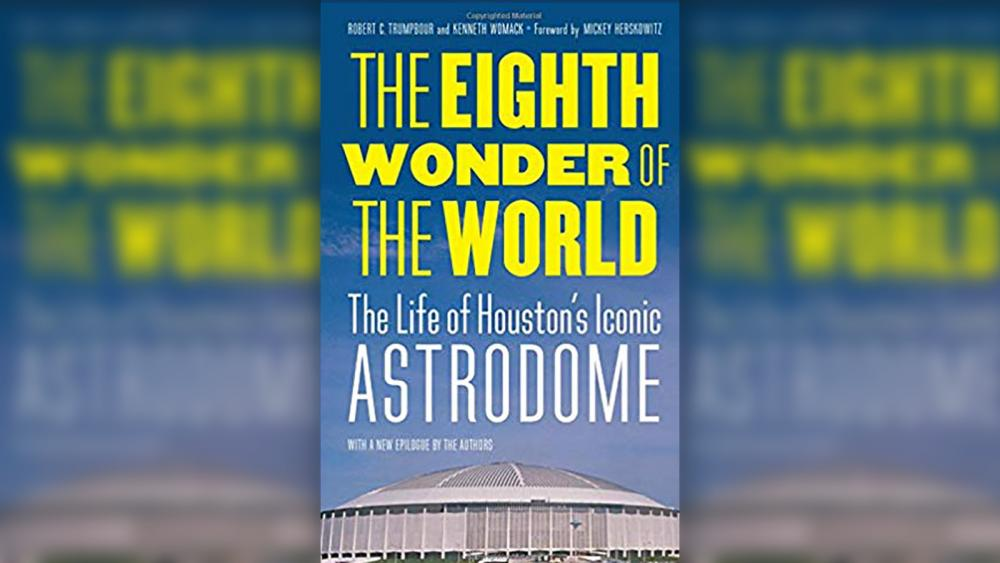 Book cover: The Eighth Wonder of the World