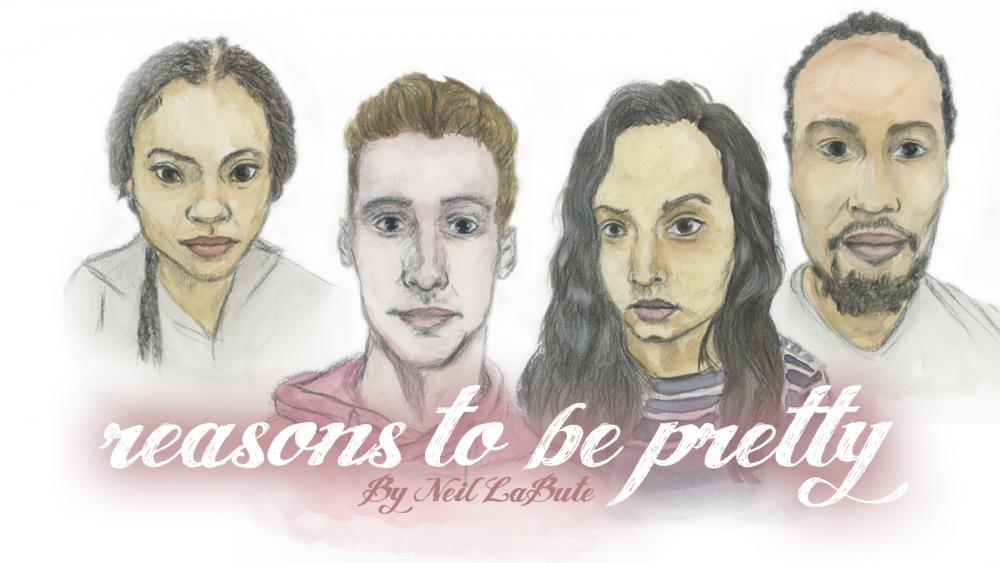 Poster art for reasons to be pretty