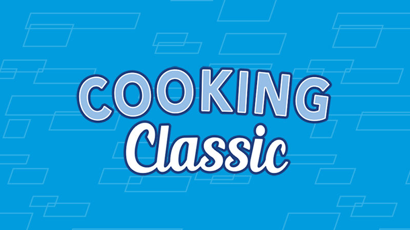 Cooking Classic Graphic