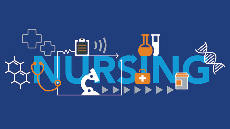 Nursing graphic