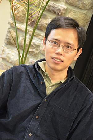 Nan Xu headshot